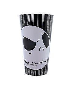 Jack Skellington Cup - The Nightmare Before Christmas - Spirithalloween.com