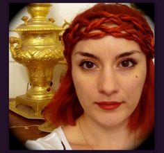Totally twisted headband wig available in over 20 colors to match your  hair!  This beautiful twisty braided headband is made out of the highest  quality synthetic hair and is a great way to add...