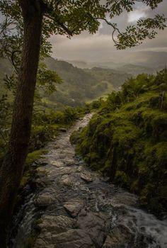 So absolutely beautiful! ~~Lakeland Gloom ~ Cumbria, England by Bardsea Photography~~ Landscape Photography Tips, Nature Photography, Abstract Landscape, Landscape Paintings, Acrylic Paintings, Landscape Design, Landscape Edging Stone, Beautiful World, Beautiful Places