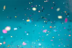 selective focus photography of multicolored confetti lot photo – Free Confetti Image on Unsplash