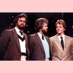 Alan, Merrill, & Jimmy Osmond from the Christmas in Washington 1984