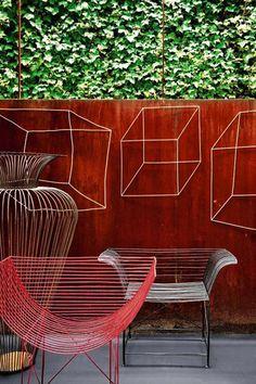 Pièces uniques signées du designer milanais Antonio Sciortino - Des meubles au bout du fil - L'EXPRESS
