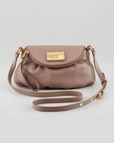 e203fe706064 Marc by Marc Jacobs Brown Classic Q Natasha Mini Crossbody Bag - Sale