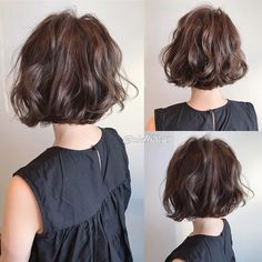 Messy short hairstyles are everywhere. Japanese hairstyle design has always had its characteristics. So today we have collected 65 kinds of Japanese Korean Short Hair, Messy Short Hair, Wavy Hair, Cool Short Hairstyles, Short Bob Hairstyles, Pretty Hairstyles, Japanese Hairstyles, Medium Hair Styles, Curly Hair Styles