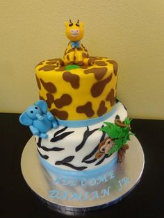 Created and designed by Sweet Pea Cake Company of Colorado Springs