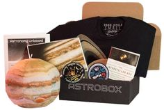 The quarterly subscription box for STEM Educators & space geeks to engage your sense of wonder.
