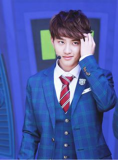 D.O......WHAT THE ACTUAL HECK. Why are you so cute?! (: