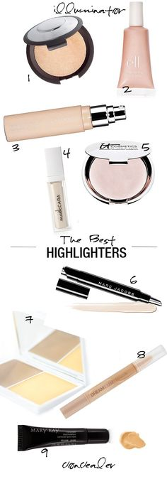 Highlighting Concealer & Highlighting  Illuminator