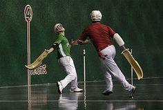 Zen et Arriaga (cesta-punta) Tags: club athletic zen punta dor jai biarritz aguilera alai cesta arriaga gant cestapunta