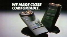 1988 - Commercial - Norelco Electric Shaving System - We made close comfortable! Posted on YouTube by: videoarcheology4 Find it here: http://youtu.be/AFEynYOsjTA Uploaded on November 12 2016 at 05:54PM