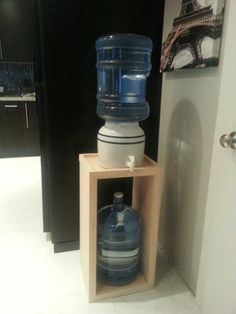 Image result for water dispenser stand diy