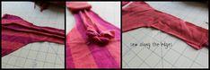 Tankini pattern