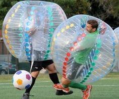 Inflatable Bumper Soccer Balls