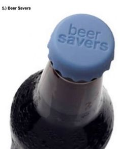 Reusable beer bottle caps