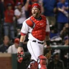 My favorite picture of Mike Napoli. EVER.