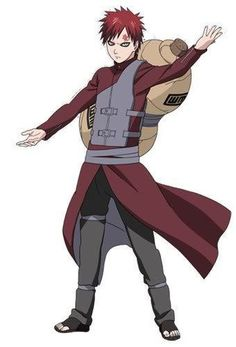 """Gaara (我愛羅, Gaara), renowned as Gaara of the Sand Waterfall (砂瀑の我愛羅, Sabaku no Gaara; English TV """"Gaara of the Desert""""), is a major supporting character of the series, and originally introduced as an antagonist. Gaara was the third jinchūriki of Shukaku: the One-Tail,[5] and by Part II, he became the Fifth Kazekage (五代目風影, Godaime Kazekage; Literally meaning """"Fifth Wind Shadow"""") of Sunagakure, and had his tailed beast extracted from inside him by Akatsuki."""