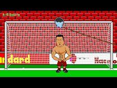 ICE BUCKET CHALLENGE FOOTBALL PLAYERS - GETREALPREMIER.COM Epl Football, Football Players, Sports Update, Cartoon Youtube, Ronaldo, Sports News, Premier League, Soccer, Challenges