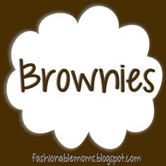 Brownie Girl Scout Free Printables | Girl Scouts Printables