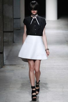 Undercover Spring 2014 RTW - Review - Fashion Week - Runway, Fashion Shows and Collections - Vogue