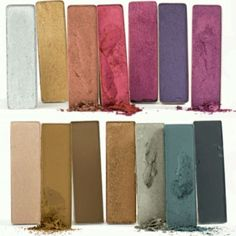 New Addiction Palettes 4 & 5 being launched this fall. These gorgeous eyeshadow palettes are so rich and beautiful!!!