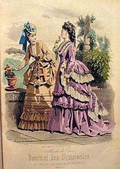 1871 Journal des Demoiselles