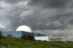 Sizewell B power station, pictured, is also a deeply unattractive but functional building ...