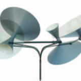 Lampe de Marseille Nemo di Le Corbusier