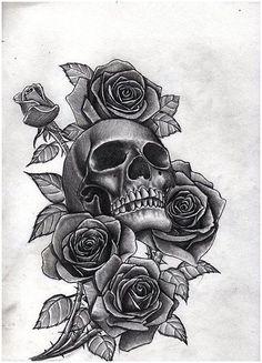 275 Best Skulls Images In 2019 Skull Art Sugar Skull Tattoos
