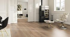 A27a Oak Unique Grey Beige | Gresie si faianta, parchet lemn stratificat si piatra naturala Gada Ceramic Hardwood Floors, Flooring, Style Deco, Grey And Beige, Decoration, Living Room, Elegant, House, Furniture