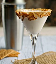 A Cocktail Life: Cheesecake Martini