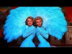 NEW BETTER LIVE SISTERS LINK FROM MOVIE White Christmas...click below ROSEMARY CLOONEY...VERA ELLEN https://www.youtube.com/watch?v=kKgLJLNyLyY BING CROSBY.....
