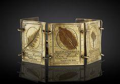 Learn to Make a Botanical Book Bracelet with Metal Clay Patrik Kusek - Craftcast