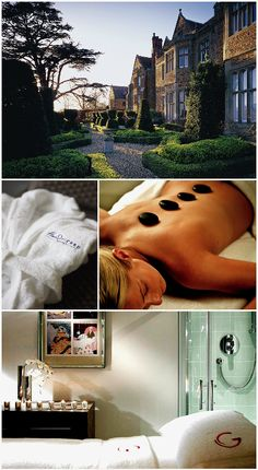 Leave your problems at home and have a day of relaxation at Fawsley Hall #spa #relax #travel