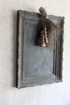 home decoratie - home Diy Interior, Interior Decorating, Rustic Home Design, French Decor, Rustic Interiors, Cheap Home Decor, Chalk Paint, Decorating Your Home, Cow Hide Rug