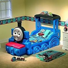 Little Tikes Thomas and Friends Train Bed
