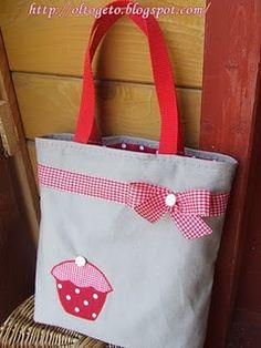 Muffin kis táskán