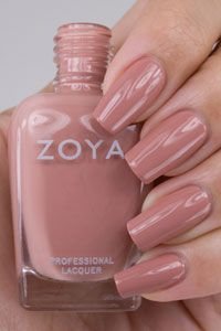 Kathie Lee Gifford's Nail Polish - Amanda by Zoya Nail Polish - Marie Claire