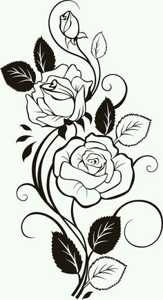 Rose Vine Coloring Pages . Read moreRose Vine Coloring Pages Colouring Pages, Adult Coloring Pages, Coloring Books, Coloring Sheets, Mandala Coloring, Rose Vines, Wood Burning Patterns, Pyrography, Line Art