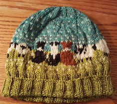 Ravelry: kerriecrochets' Three Guardians Baa-ble Hat
