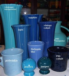 Dating fiesta pottery