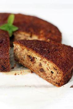 Ciasto jaglane, czyli zdrowe słodkości Healthy Cake, Vegan Cake, Healthy Baking, I Love Food, Good Food, Gluten Free Baking, Sweet Cakes, Delicious Desserts, Food To Make