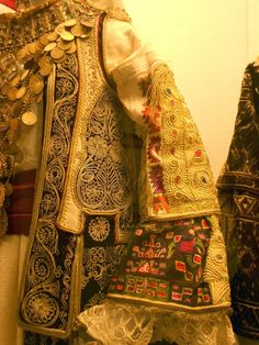 Athens Day 5 - Benaki Museum textiles, costumes and more.