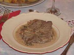 Rețetă Friptura de vita cu sos de piper verde (pfeffersteak), de Elucubratiiculinare - Petitchef