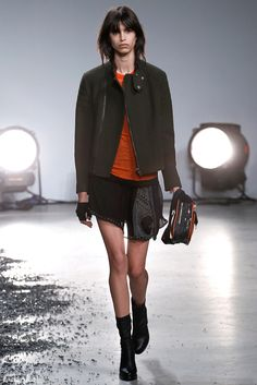 Zadig & Voltaire Fall 2014 Ready-to-Wear Fashion Show