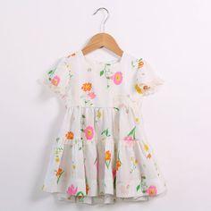 vinatge summer dress: now in our etsy shop!