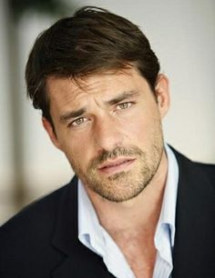 Thierry Neuvic, French actor, b. 1970