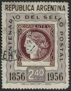 Centenario del sello postal