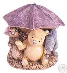 Disney Harmony Kingdom Classic Pooh Figurine | eBay