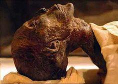 Hatshepsut's mummy.