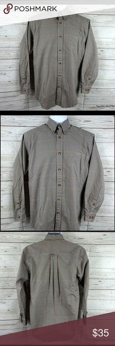 """Orvis Button Down Plaid Oxford Men's Small Orvis Button Down Plaid Oxford Men's Small - In amazing shape and great quality that you'd expect from Orvis. ••Detailed Measurements•• (Measured Laying Flat on Table) Sleeves: 24"""" inches • Underarms: 21"""" inches • Length: 31"""" inches • Ships from a clean and smoke free environment in 1 business day or less • Please shop with confidence • 5 Star Reviews & Fast Shipping Times • Any questions please feel free to ask • Thanks! Orvis Shirts Dress Shirts"""